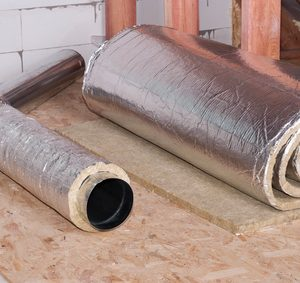 insulation of air ducts